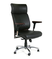 Стильное и удобное руководительское кресло СН414