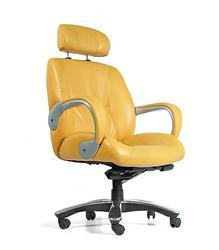 Кресло для руководителя СН428 Яркое стильное кресло для творческих людей