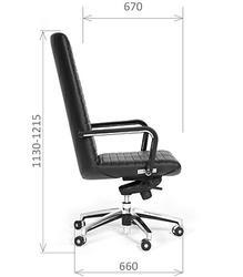 Кресло для руководителя Эва