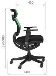 Кресло для персонала Pull