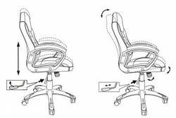 Кресло для руководителя СН 825s