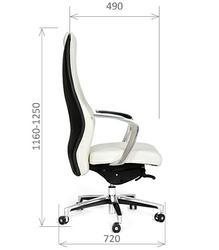 Кресло для руководителя Бэйсик